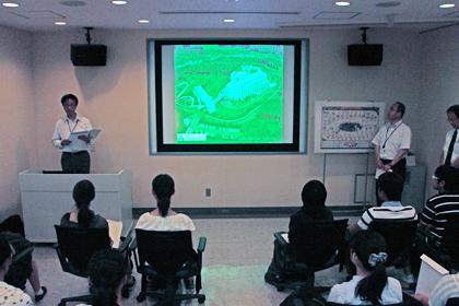 夢チャレンジ体験スクール 「キャリア教育科学・先端技術体験キャンプ」