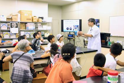 千葉県立現代産業科学館「これでわかった!未来の技術 2018」