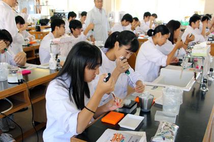分子生物学実験講座