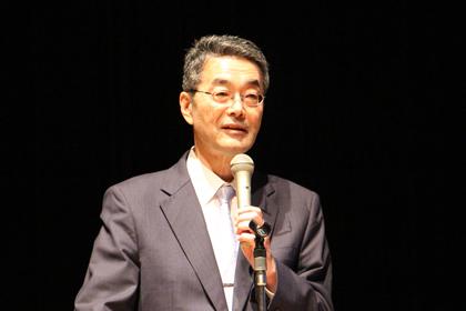 講師 斉藤和季氏