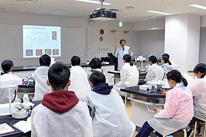 千葉市未来の科学者育成プログラム